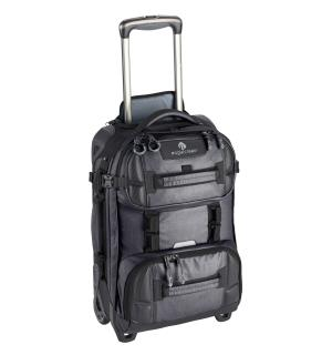 ORV Wheeled Duffel Int Carry-On Asphalt Black